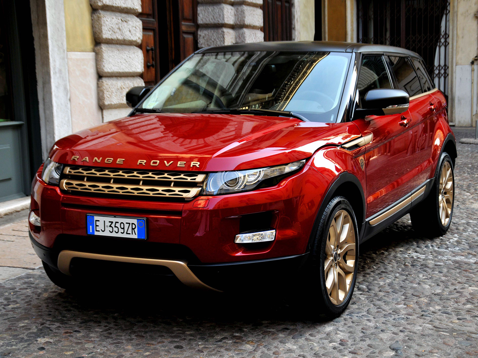 Land Rover Range Rover Evoque picture