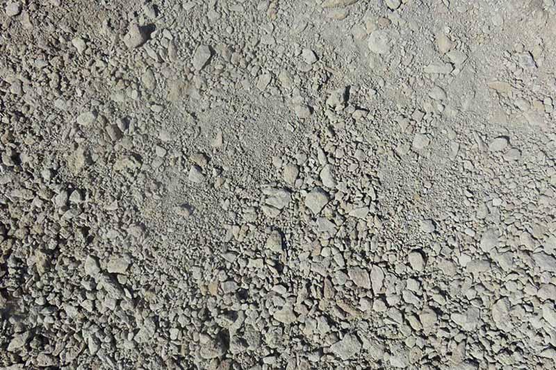 Sand-Gravel-Road