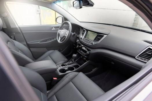 Hyundai Recalls Dual-Clutch 2016 Tucson Over Accelerator ...