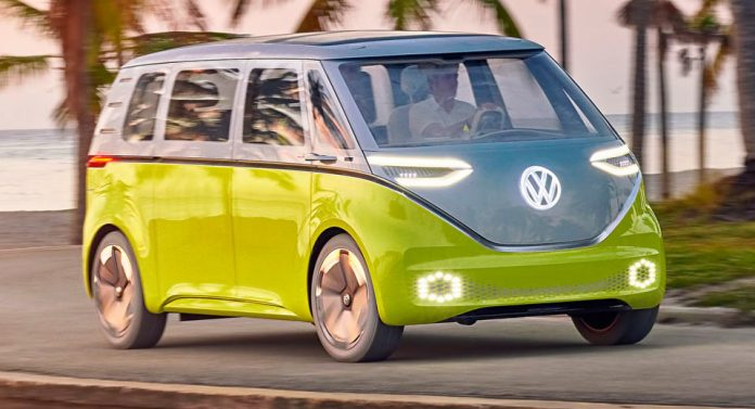 Volkswagen predstavlja nove električne automobile