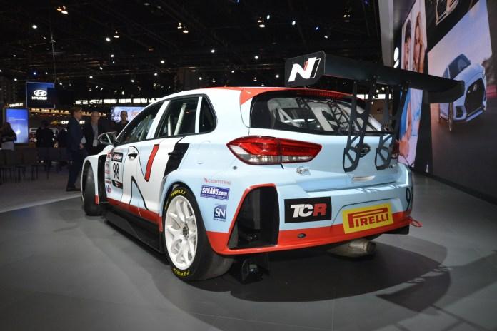 Hyundai i30N TCR