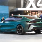 Bmw Concept M8 Gran Coupe Goes After Mercedes Amg Gt 4 Door Carscoops