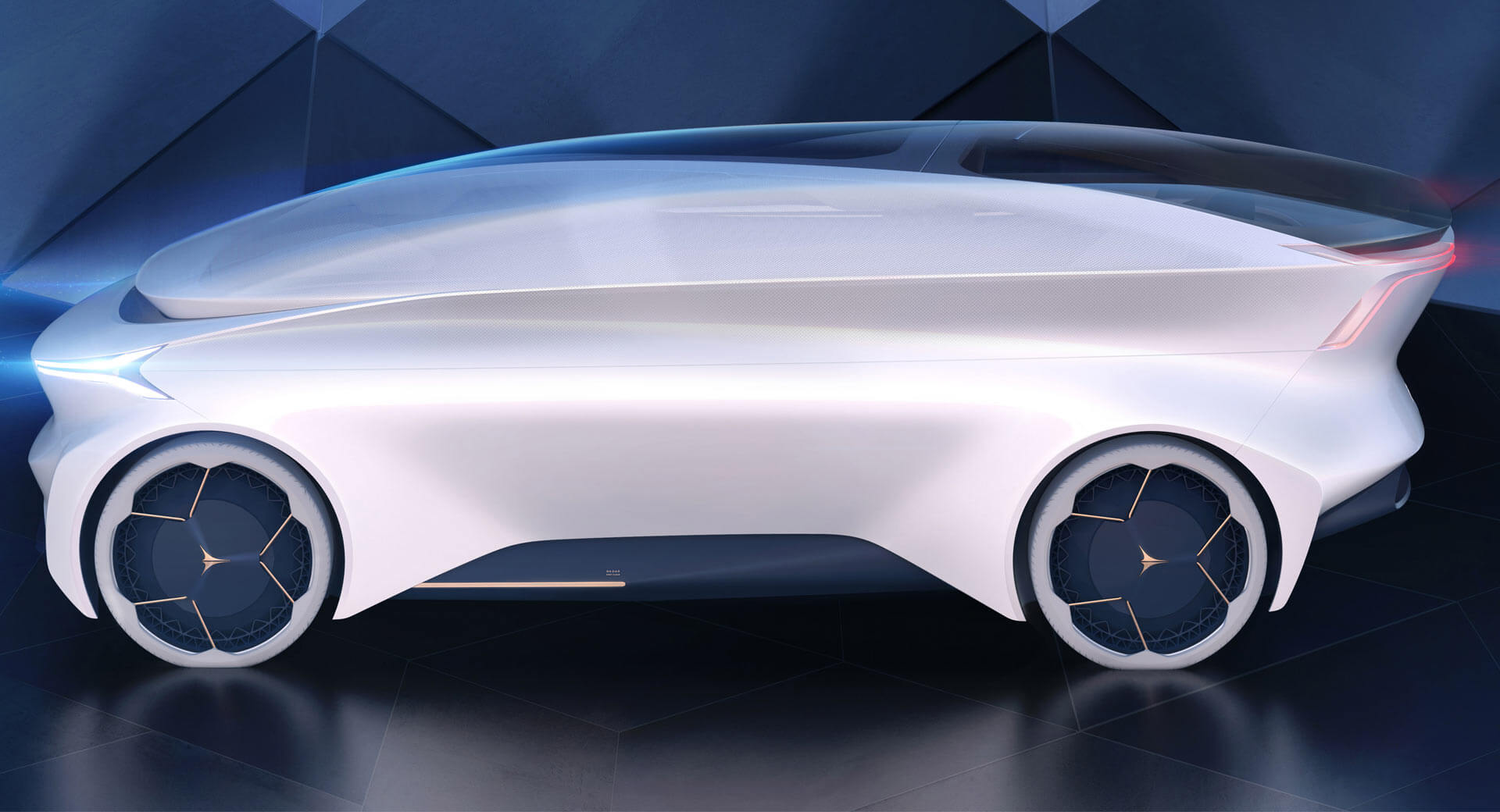Icona Nucleus Concept Is A Fully Autonomous Living Room On