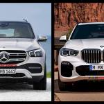 Mercedes Gle Vs Bmw X5 A Tale Of Two Brand New German Premium Suvs Carscoops