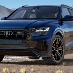 2019 Audi Q8 Arrives In The Us With A Single Engine Option And Lots Of Attitude Carscoops
