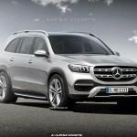 2020 Mercedes Benz Gls Engines Design Everything Else We Know Carscoops