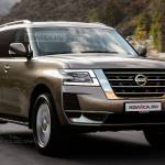 These 2020 Nissan Patrol Armada Renderings Are 99 Percent Accurate Carscoops