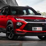 China S 2020 Chevy Trailblazer Launched With 162 Hp 1 3l Turbo Carscoops