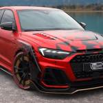 One Off 400 Ps Audi A1 Reminds Us Of Group B S Wild Rally Cars Carscoops