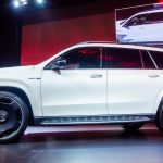 2021 Mercedes Amg Gls 63 Is Your Glorious 603 Hp Luxury 7 Seater Suv Carscoops
