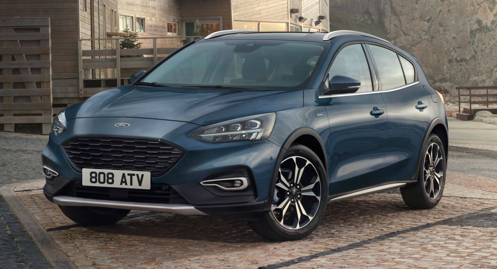 2020 Ford Focus Active X Tries An Upmarket Approach With