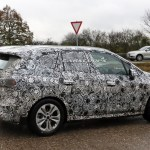 New Generation 2021 Bmw 2 Series Active Tourer Spied Inside And Out Carscoops