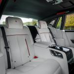 One Off Red Rolls Royce Phantom Has Crystal Particles Fused In Its Paint Carscoops