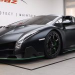 Watch This Amazing Lamborghini Veneno Roadster Get Detailed To Perfection Carscoops