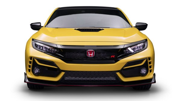 Lighter 2021 Honda Civic Type R Limited Edition Promises To Be Ultimate Track Edition Of The Series | Carscoops