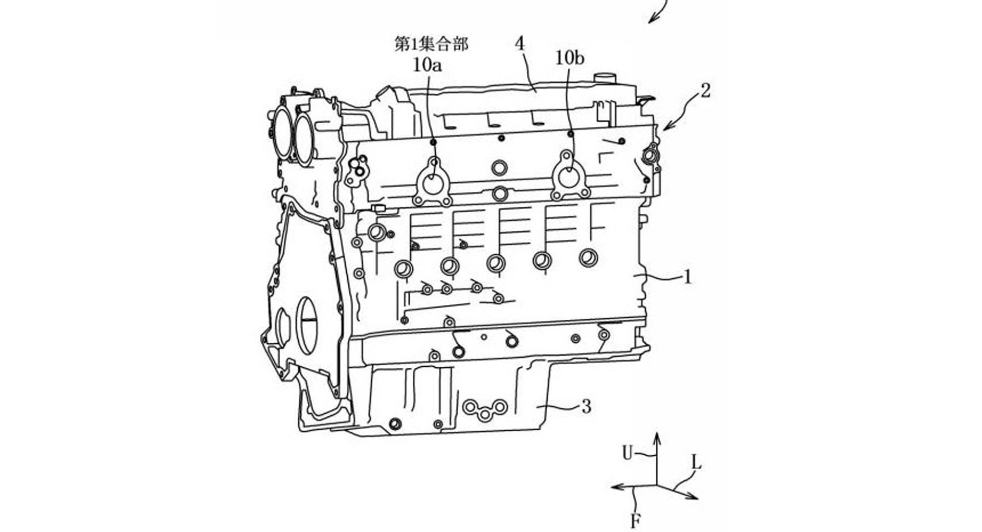 Mazda Patents Preview Its Inline Six And A New