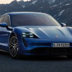 Porsche Taycan Turbo S Sets 10 47 Sec Quarter Mile Beating Tesla As Mt S Fastest Electric Car Carscoops