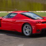 This Is The Second Ferrari Enzo Ever Built And It S For Sale Carscoops
