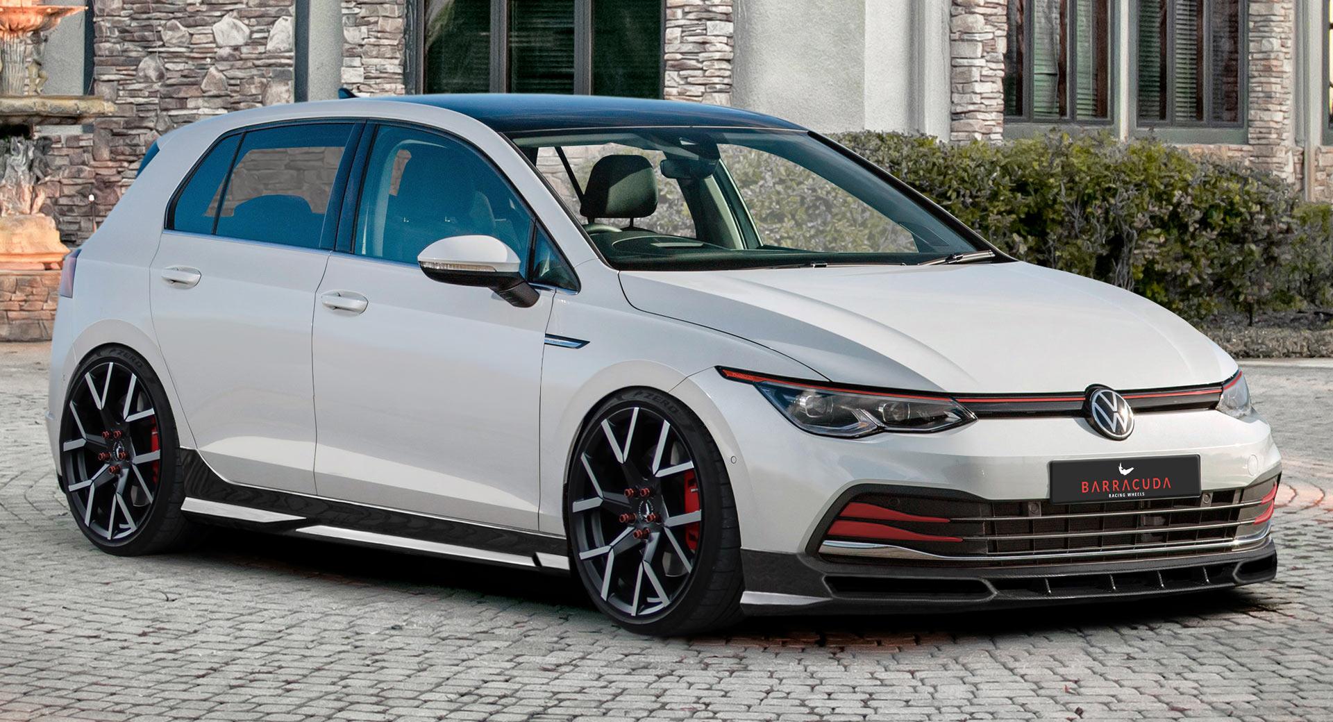 Volkswagen Golf Gti 2020 Modified