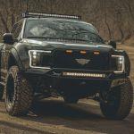 Raptor Who 85 000 Mil Spec F 150 Packs 500 Hp V8 And A Baja Spec Suspension Carscoops