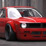 Rocket Bunny S Nissan Silvia V2 Boss Is Part American Muscle Part Jdm Icon Carscoops