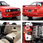 This Super Low Mileage 1991 Bmw E30 M3 Used To Be Owned By Paul Walker Carscoops