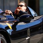 Zlatan Ibrahimovic Turns Heads With His Ferrari Monza Sp2 Carscoops