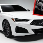 2021 Acura Tlx Has The Brawn To Back Up Its Sharp Looks Carscoops