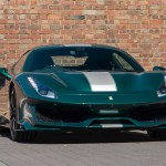 At Nearly 500k Is This Dark Green Ferrari 488 Pista Bespoke Enough Carscoops