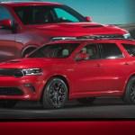 2021 Dodge Durango Srt Hellcat Debuts With 710 Hp Carscoops