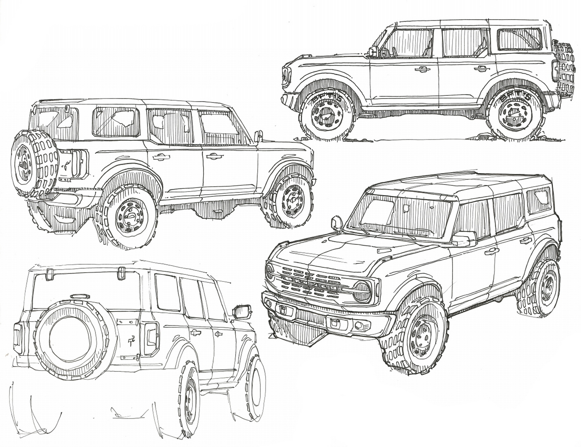 Ford Bronco Truck In The Works Could Arrive As Early As