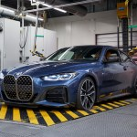 2021 Bmw 4 Series Production Starts Next To Facelifted 5 Series 6 Series Gt Carscoops