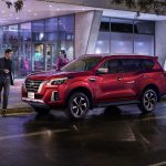 2021 Nissan X Terra Returns As A Navara Based Suv With Fresh Looks In The Middle East Carscoops