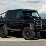 You Can Enjoy This Mercedes Benz G63 Amg 6x6 But Only For 2 5k Miles Per Year Carscoops