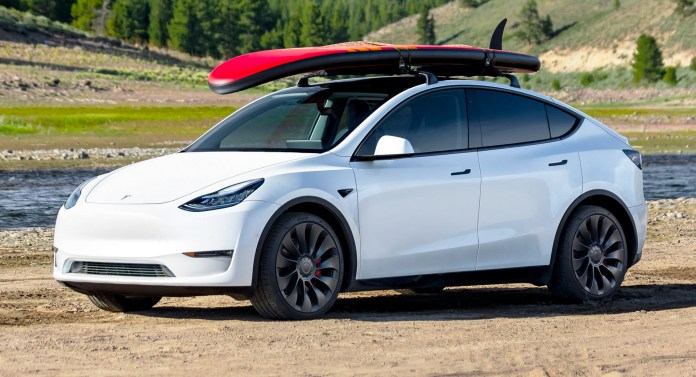 U S Senate Panel Advances New Ev Tax Credit Bill Could Be As Much As 12 500 For Cars Under 80 000 Carscoops