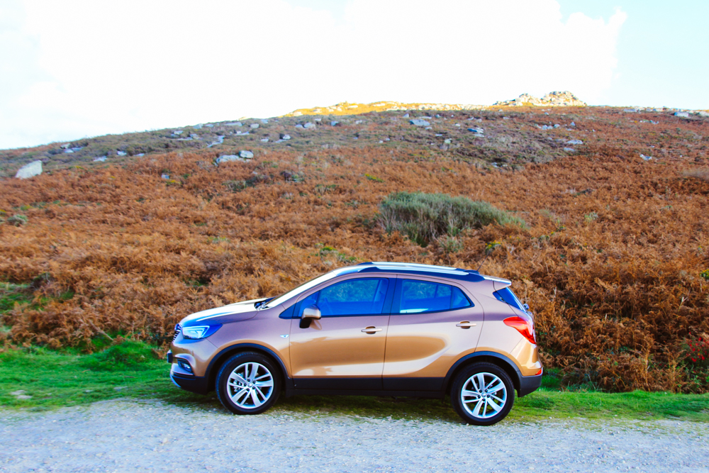 Vauxhall Mokka X 4×4 Review