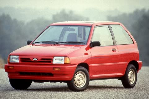 Ford Festiva 1991 - Service Manual And Repair - Car Service