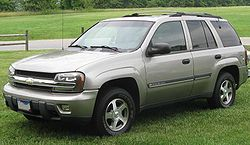 Chevrolet Trailblazer 2006 Service Manual - Repair7
