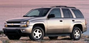 Chevrolet Trailblazer 2003 Service Manual - Repair7