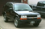 Chevrolet Blazer 2002 2003 2004 2005 - Factory Service Repair Manual