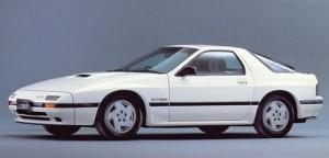 Mazda Rx-7 1986 1987 1988 Workshop Service Repair Manual - Carservice