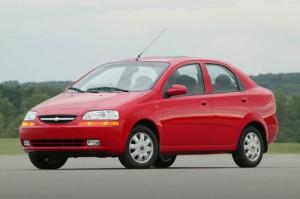 Chevrolet Aveo 2002 2003 (1.4 1.5 1.6lts) Workshop Service Repair Manual