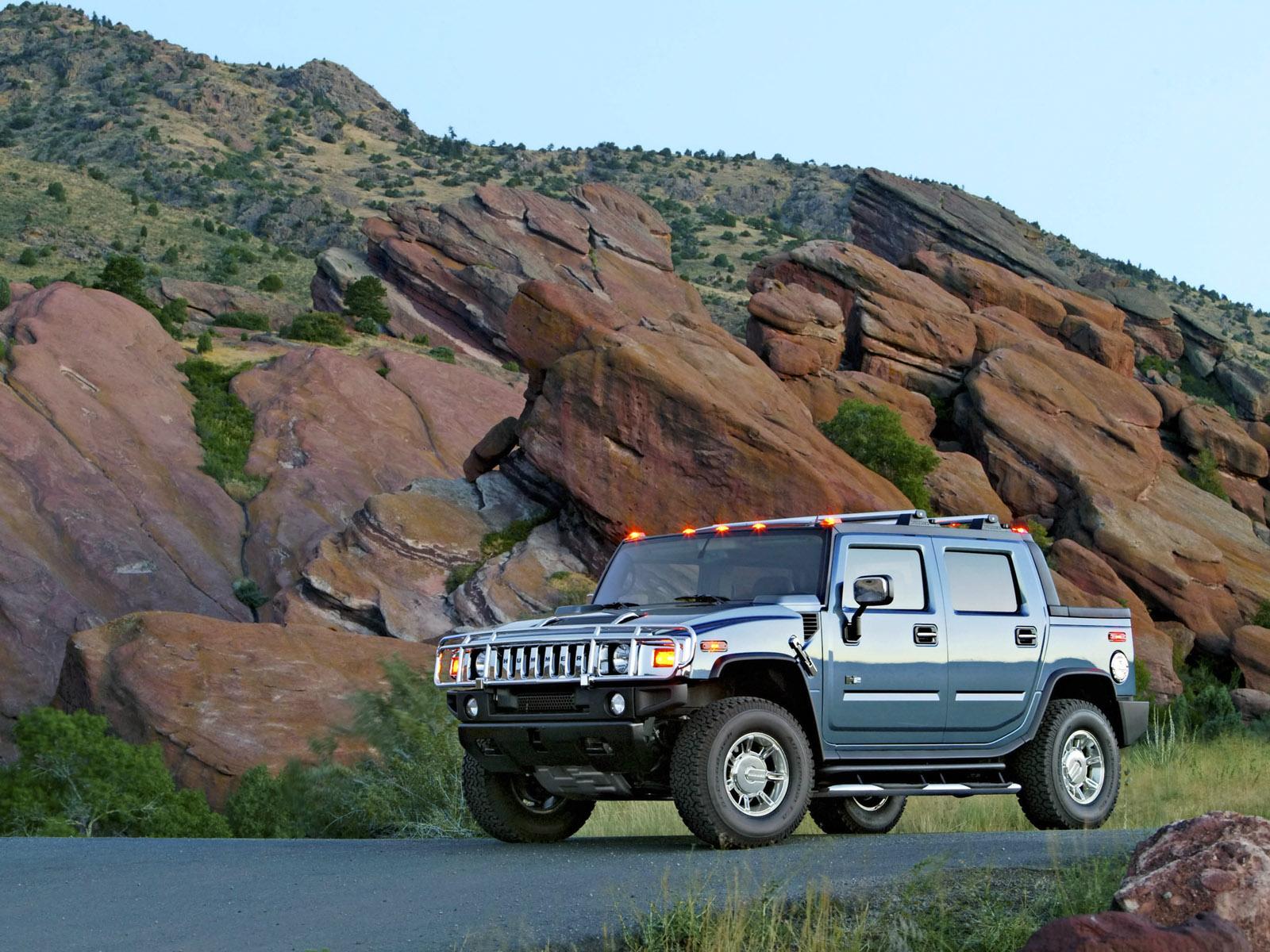 2005 Hummer H2 Sport Utility Truck HD carsinvasion