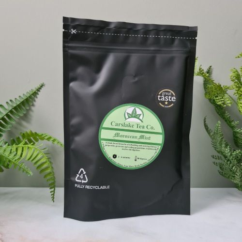 Moroccan Mint Tea - Carslake Tea Company