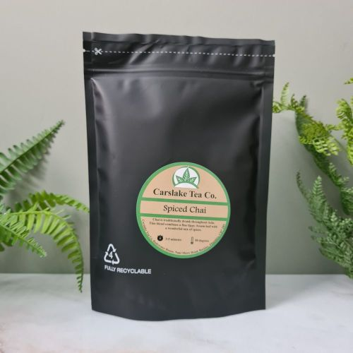 Spiced Chai Tea - Carslake Tea Company