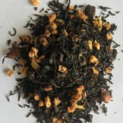 Black Christmas tea