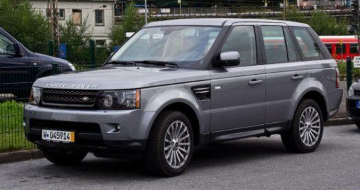 Land Rover Range Rover Sport (L320)