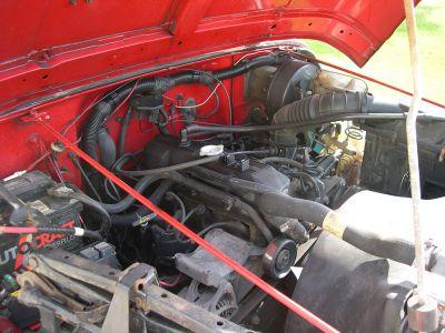 AMC 150 2.5L I4