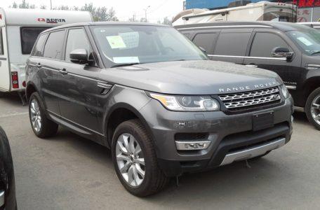 Land Rover Range Rover Sport (L494)