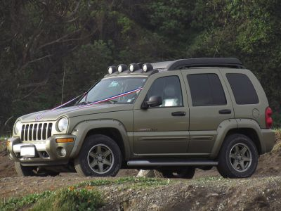 Jeep Liberty Renegade (KJ)